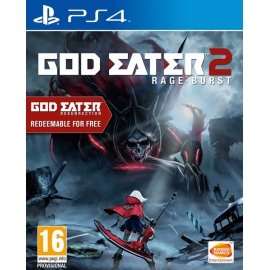 God Eater 2 (PS4) PlayStation 4