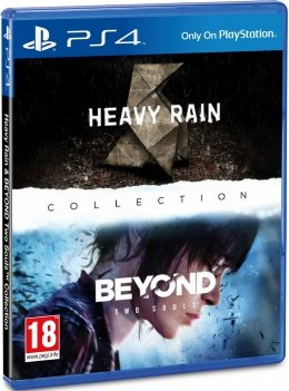 Heavy Rain and Beyond Two Souls Collection (PS4) playstation-4