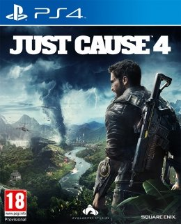 Just Cause 4 - Playstation 4 playstation-4