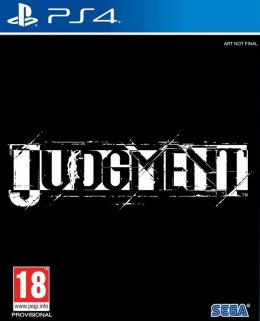 Judgment PS4 playstation-4