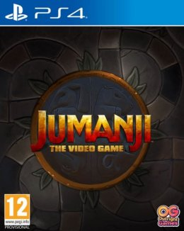Jumanji The Video Game PS4 playstation-4