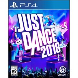 Just Dance 2018 (PS4) PlayStation 4