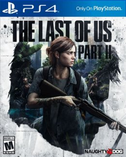 The Last of Us Part II - Playstation 4 playstation-4