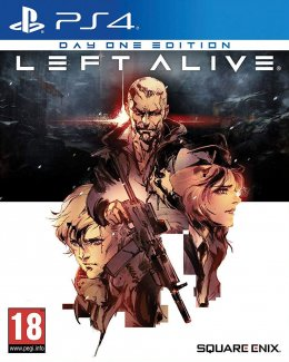 Left Alive PS4 playstation-4