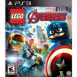 Lego Marvels Avengers (PS3) PlayStation 3