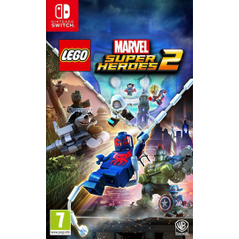 Lego Marvel Super Heroes 2 (Nintendo Switch) Nintendo Switch