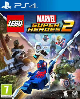 Lego Marvel Super Heroes 2 - Playstation 4 playstation-4