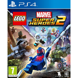 Lego Marvel Super Heroes 2 (PS4) PlayStation 4