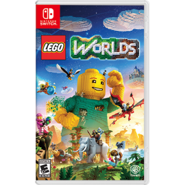 Lego Worlds (Nintendo Switch) Nintendo Switch