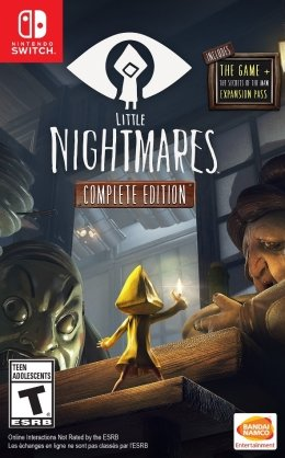 Little Nightmares: Complete Edition - Nintendo Switch nintendo-switch