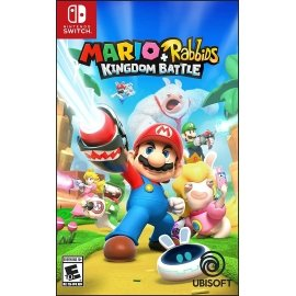 Mario + Rabbids Kingdom Battle (Nintendo Switch) Nintendo Switch