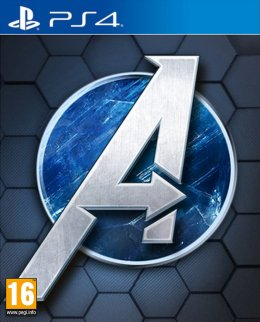 Marvel's Avengers PS4 playstation-4