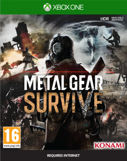 Metal Gear Survive - Xbox One xbox-one