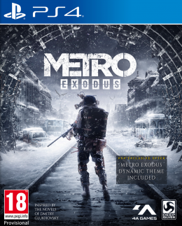 Metro: Exodus (PS4) playstation-4
