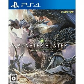 Monster Hunter World - Playstation 4 PlayStation 4