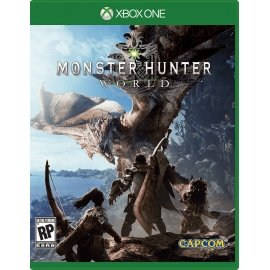 Monster Hunter World - Xbox One Xbox One