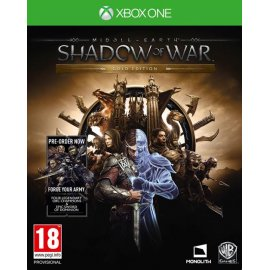 Middle-earth: Shadow of War Gold Edition (Xbox One) Xbox One