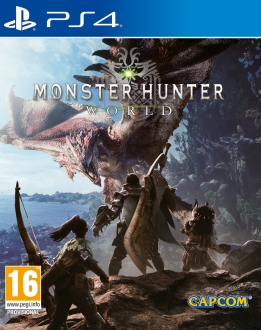 Monster Hunter World - Playstation 4 playstation-4