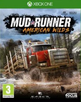 Spintires MudRunner: American Wilds Edition Xbox One xbox-one