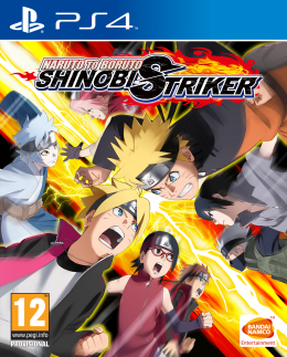 Naruto to Boruto: Shinobi Striker - Playstation 4 playstation-4