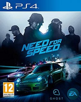 Need for Speed (2015) - Playstation 4 playstation-4