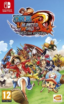 One Piece Unlimited World Deluxe Edition - Nintendo Switch nintendo-switch