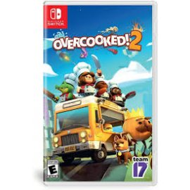 Overcooked 2 - Nintendo Switch Nintendo Switch