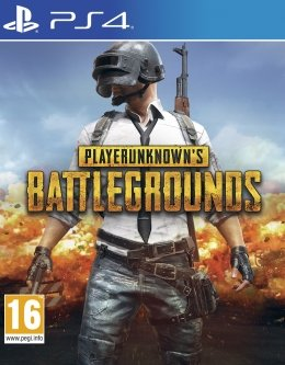 PlayerUnknown's Battlegrounds (PUBG) - Playstation 4 playstation-4