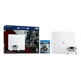 PlayStation 4 Pro 1TB Destiny 2 Bundle (glacier white) (PS4 Pro) PlayStation 4
