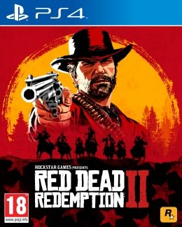 Red Dead Redemption II - Playstation 4 playstation-4