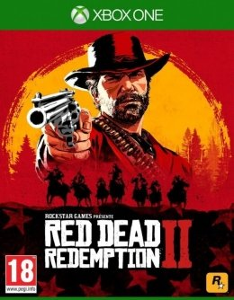 Red Dead Redemption II - Xbox One xbox-one