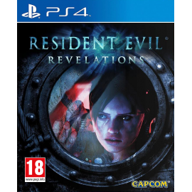 Resident Evil Revelations (PS4) PlayStation 4