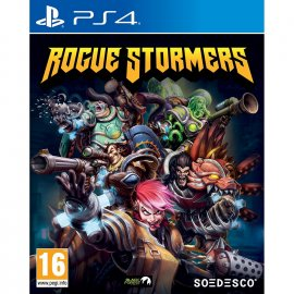 Rogue Stormers - Playstation 4 PlayStation 4