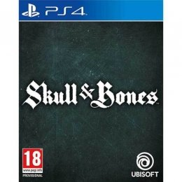 Skull and Bones PS4 playstation-4