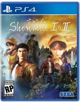 Shenmue 1-2 - Playstation 4 playstation-4