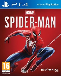Spider-Man (Magyar felirattal) - Playstation 4 playstation-4