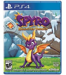 Spyro Reignited Trilogy - Playstation 4 playstation-4