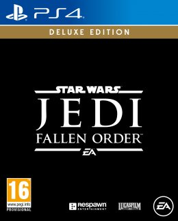 Star Wars Jedi: Fallen Order Deluxe Edition PS4 playstation-4