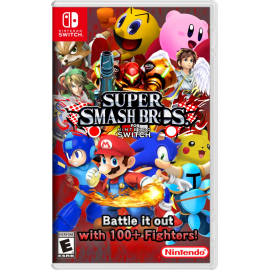 Super Smash Bros - Nintendo Switch Nintendo Switch