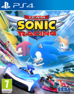 Team Sonic Racing - Playstation 4 playstation-4
