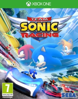 Team Sonic Racing - Xbox One xbox-one