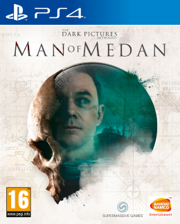 The Dark Pictures Anthology: Man of Medan PS4 playstation-4