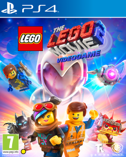The Lego Movie 2 Videogame PS4 playstation-4