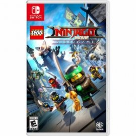 The LEGO Ninjago Movie Video Game (Nintendo Switch) Nintendo Switch