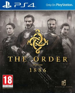 The Order 1886 (PS4) playstation-4