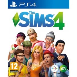 The Sims 4 - Playstation 4 PlayStation 4