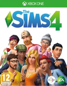 The Sims 4 - Xbox one xbox-one