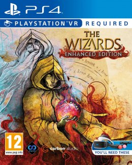 The Wizards PS4 (PlayStation VR) playstation-4