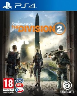 Tom Clancy's The Division 2 - Playstation 4 playstation-4
