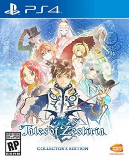 Tales of Zestiria playstation-4